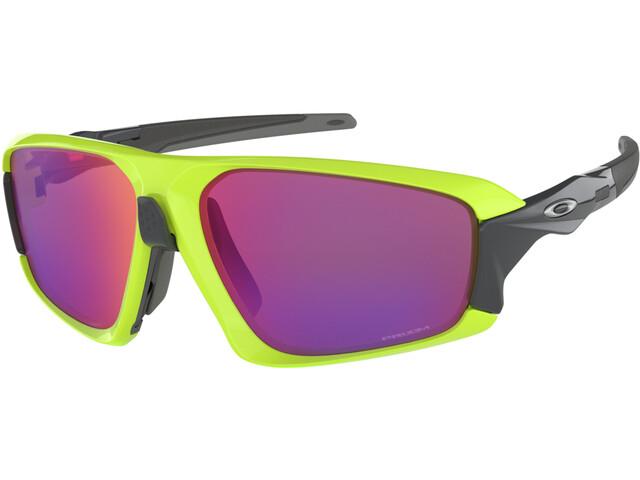 Oakley Field Jacket Sunglasses Retina Burn/Prizm Road